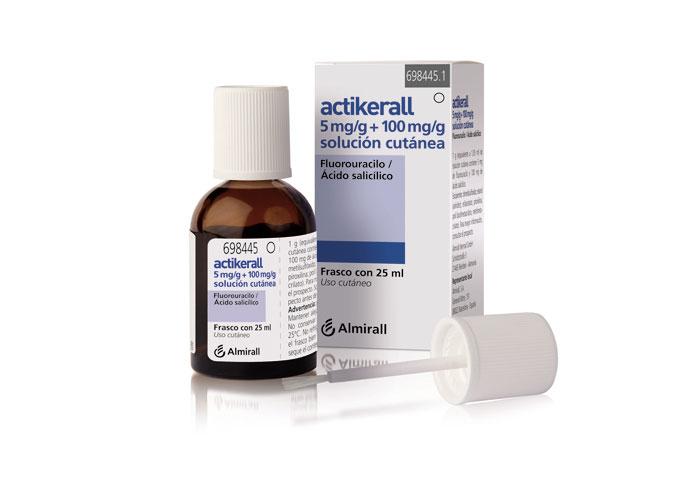 Cheratosi Attinica: cura con terapia farmacologica - Aktikerall - cheratosiattinica.it